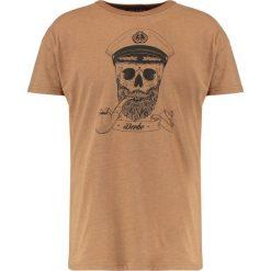 T-shirty męskie z nadrukiem: Derbe SPOOKY Tshirt z nadrukiem chipmuk melange
