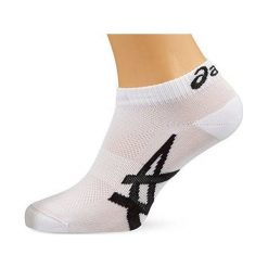 Skarpetki męskie: Asics Skarpety męskie 1000S 2PPK Socks białe r. 43-46 (123438-0900)