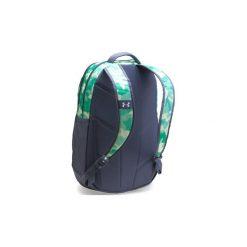 Plecaki Under Armour  UA Hustle 3.0 1294720-943. Szare plecaki męskie marki Under Armour, l, z dzianiny, z kapturem. Za 199,99 zł.