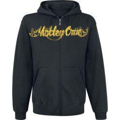 Mötley Crüe Feel Good Certified Bluza z kapturem rozpinana czarny. Czarne bluzy męskie rozpinane Mötley Crüe, l, z nadrukiem, z kapturem. Za 184,90 zł.