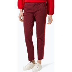 Bryczesy damskie: Marc O'Polo - Spodnie damskie, czerwony