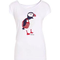 T-shirty damskie: Barbour ZORIS TEE Tshirt z nadrukiem white