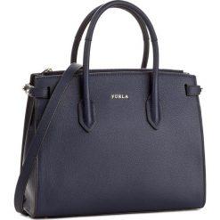 Torebka FURLA - Pin 924570 B BLS1 OAS Blu. Niebieskie torebki klasyczne damskie marki Furla, ze skóry. Za 1079,00 zł.