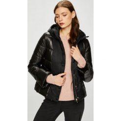Trussardi Jeans - Kurtka. Czarne bomberki damskie Trussardi Jeans, s, z bawełny. W wyprzedaży za 849,90 zł.