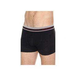 Majtki męskie: Brubeck Bokserki męskie Merino Active Wool czarny r. M (BX10870)