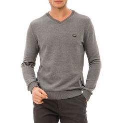 Sweter w kolorze szarym. Szare swetry klasyczne męskie GALVANNI, m. W wyprzedaży za 159,95 zł.