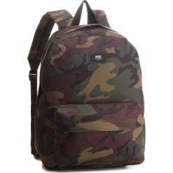 Plecak VANS - Old Skool II Ba VN000ONIJ2R Classic Camo/Black. Zielone plecaki męskie Vans, z materiału, sportowe. W wyprzedaży za 129,00 zł.