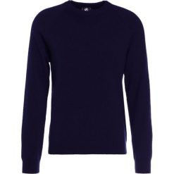 PS by Paul Smith Sweter navy. Niebieskie swetry klasyczne męskie PS by Paul Smith, m, z materiału. W wyprzedaży za 571,35 zł.