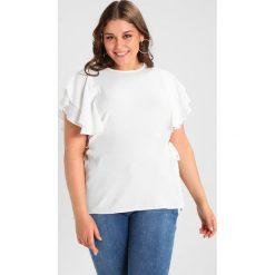 Bluzki asymetryczne: Evans TIE SIDE Bluzka white