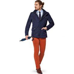 Kurtka Granatowa Victor. Niebieskie kurtki męskie jeansowe marki LANCERTO, na lato, l. W wyprzedaży za 559,90 zł.