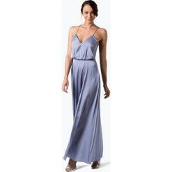 Sukienki: Marie Lund - Damska sukienka wieczorowa, niebieski