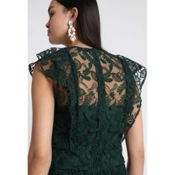 IVY & OAK BRIDAL Bluzka eden green. Zielone bluzki damskie IVY & OAK, z bawełny. Za 379,00 zł.