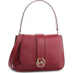 Torebka MICHAEL MICHAEL KORS - Lillie 30F8G0LF2T  Maroon. Czerwone torebki klasyczne damskie marki Reserved, duże. Za 1719,00 zł.