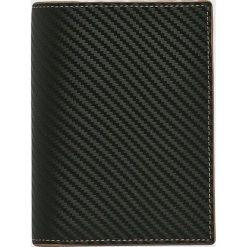 VIP COLLECTION - Portfel skórzany Toskania. Czarne portfele męskie VIP COLLECTION, z materiału. W wyprzedaży za 169,90 zł.