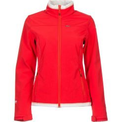 Odzież damska: Kurtka funkcyjna w kolorze czerwonym