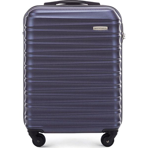 f4a032fa71c4b 56-3A-311-95 Walizka mała - Fioletowe walizki Wittchen, z gumy, małe ...