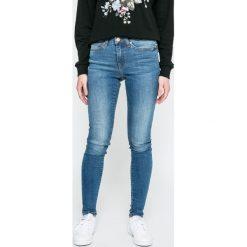 Spodnie z wysokim stanem: Noisy May - Jeansy Lucy