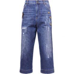 Jeansy damskie: iBlues CIUFFO Szorty jeansowe blue jeans