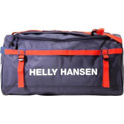 Torby podróżne: Helly Hansen NEW CLASSIC DUFFEL BAG 70L Torba podróżna graphite blue