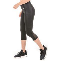 Spodnie dresowe damskie: IQ Spodnie damskie ZAKAI 3/4 WMNS Black r. M