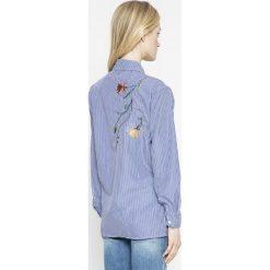Haily's - Koszula Talina. Szare koszule damskie marki Haily's, l, w paski, z poliesteru, casualowe, z klasycznym kołnierzykiem, z długim rękawem. W wyprzedaży za 39,90 zł.
