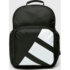 Adidas Originals - Plecak. Czarne plecaki męskie adidas Originals, z poliesteru. W wyprzedaży za 219,90 zł.