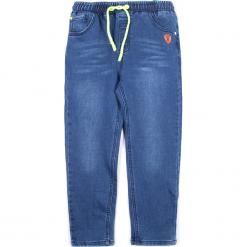 Spodnie. Niebieskie chinosy chłopięce COLLECTION JEANS BOY, z bawełny. Za 59,90 zł.