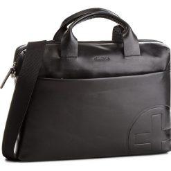 Torba na laptopa STRELLSON - Jones 4010002359 Black 900. Czarne torby na laptopa Strellson, ze skóry. W wyprzedaży za 669,00 zł.