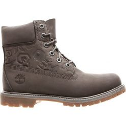 Buty trekkingowe damskie: Timberland Buty damskie 6 In Premium Boot W szare r. 39 (A1K3P)