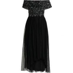 Maya Deluxe Sukienka koktajlowa black. Czarne sukienki koktajlowe Maya Deluxe, z materiału. Za 419,00 zł.