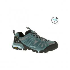 Buty turystyczne niskie Merrell Capra GTX damskie. Szare buty trekkingowe damskie marki Merrell. Za 549,99 zł.