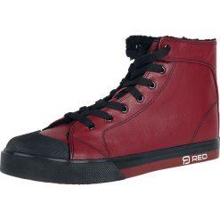 RED by EMP Walk The Line Buty sportowe ciemnoczerwony. Czarne buty skate męskie marki RED by EMP. Za 164,90 zł.