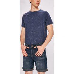 Produkt by Jack & Jones - Szorty. Niebieskie spodenki jeansowe męskie marki PRODUKT by Jack & Jones. Za 119,90 zł.