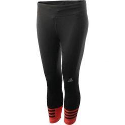 Legginsy: legginsy do biegania damskie ADIDAS RESPONSE 3/4 TIGHTS / AI8291 – spodnie do biegania damskie ADIDAS RESPONSE 3/4 TIGHTS
