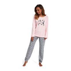 Piżama It's snowing 627/132. Białe piżamy damskie marki MAT. Za 112,90 zł.