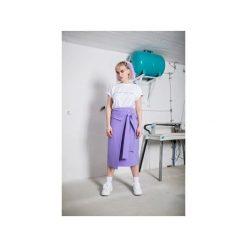 Lilac Enve Skirt. Szare spódniczki asymetryczne marki Miss Sixty, m, z dzianiny, midi. Za 219,00 zł.