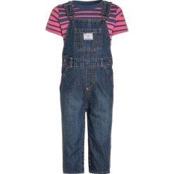 T-shirty chłopięce z nadrukiem: Carter's SET Tshirt z nadrukiem denim