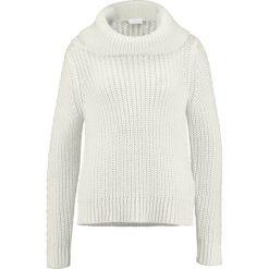 Swetry damskie: Vila VICHRISTANA  Sweter cloud dancer