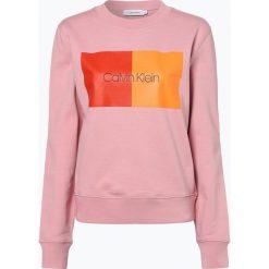 Calvin Klein Womenswear - Damska bluza nierozpinana, różowy. Czerwone bluzy damskie Calvin Klein Womenswear, m, z nadrukiem. Za 449,95 zł.