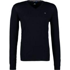 J.LINDEBERG LYMANN  Sweter navy. Niebieskie swetry klasyczne męskie J.LINDEBERG, l, z materiału. Za 389,00 zł.