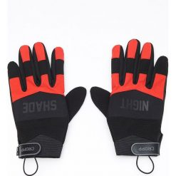 Akcesoria: Pięciopalczaste rękawiczki - Czerwony