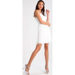 Sukienki hiszpanki: Laona Sukienka koktajlowa cream white