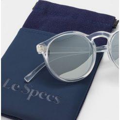 Okulary przeciwsłoneczne damskie: Le Specs CUBANOS Okulary przeciwsłoneczne xtal clear