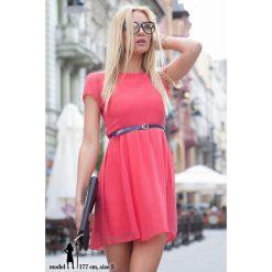 Sukienki: Sukienka Koralowa 1004