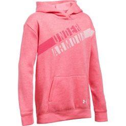 Under Armour Bluza damska Favorite Fleece Hoody różowy r.L (1289970-693). Czerwone bluzy sportowe damskie Under Armour, l. Za 86,89 zł.