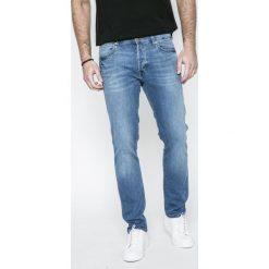 Wrangler - Jeansy Spencer. Niebieskie jeansy męskie slim marki House, z jeansu. W wyprzedaży za 229,90 zł.