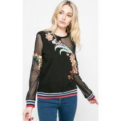 Bluzy rozpinane damskie: Desigual - Bluza