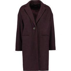 Płaszcze damskie pastelowe: Topshop MILLIE Płaszcz wełniany /Płaszcz klasyczny burgundy