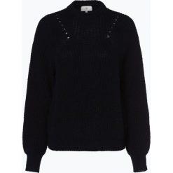 Minimum - Sweter damski z dodatkiem alpaki – Allirea, niebieski. Niebieskie swetry klasyczne damskie Minimum, s, z dzianiny. Za 399,95 zł.