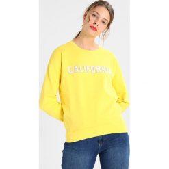 Bluzy rozpinane damskie: SET SWEATER Bluza primerose yellow